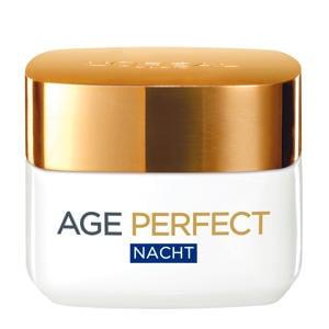 Age Perfect nachtcrème