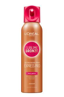 Sublime Bronze Express Pro Droge zelfbruinende spray