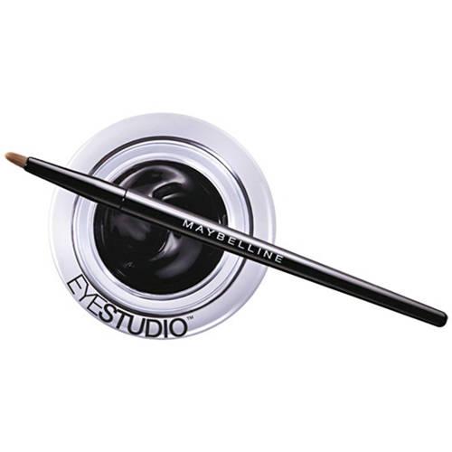 Maybelline Eyestudio Lasting Drama Gel Eyeliner 01 Intense Black Stuk