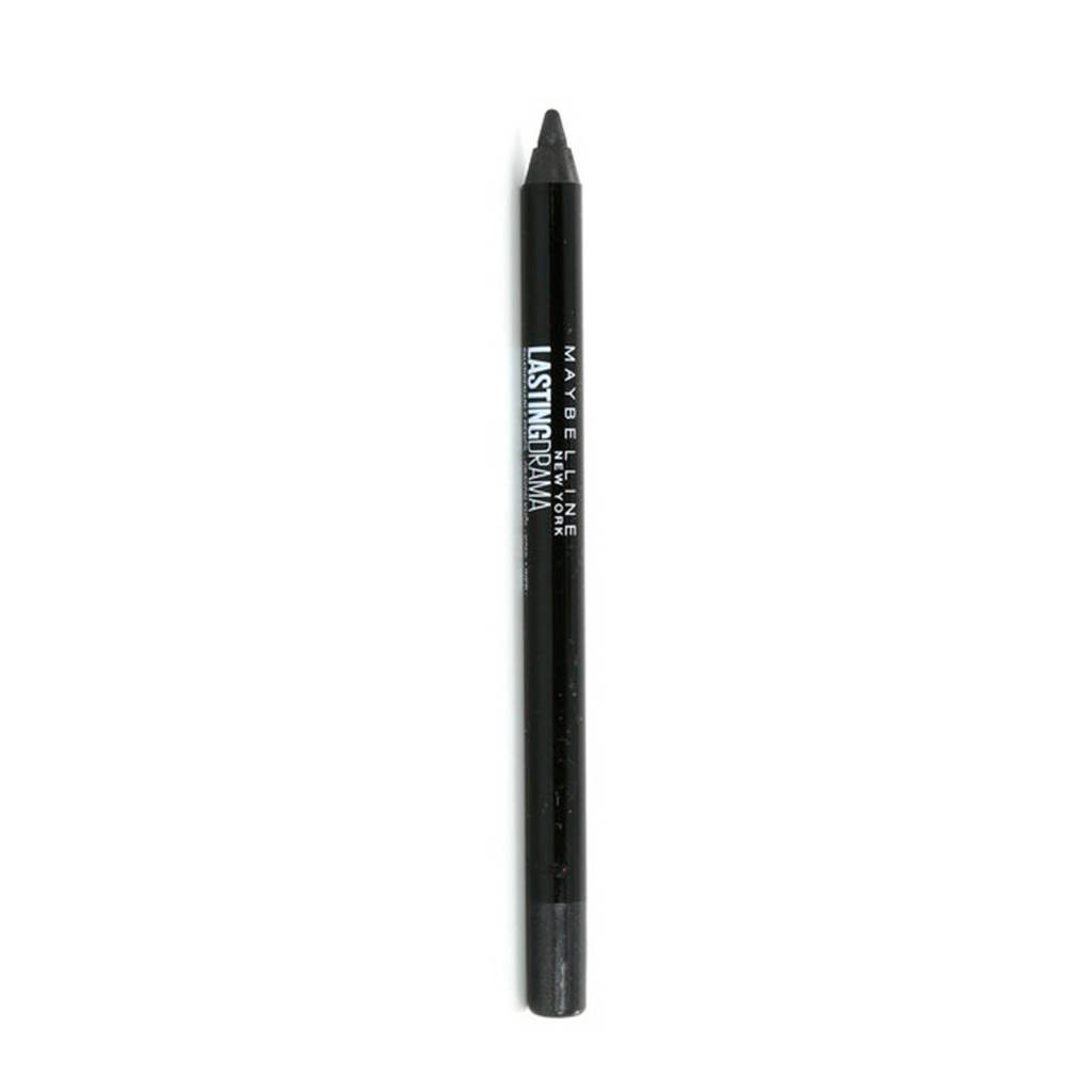 Maybelline New York Lasting Drama oogpotlood - Ultra Black, Zwart