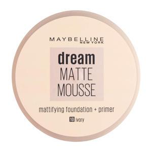 Dream Matte Mousse foundation - 10 ivory