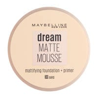 Maybelline New York Dream Matte Mousse foundation - 30 sand, 30 Sand