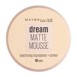 Dream Matte Mousse foundation - 30 sand