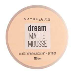 Dream Matte Mousse foundation - 40 fawn