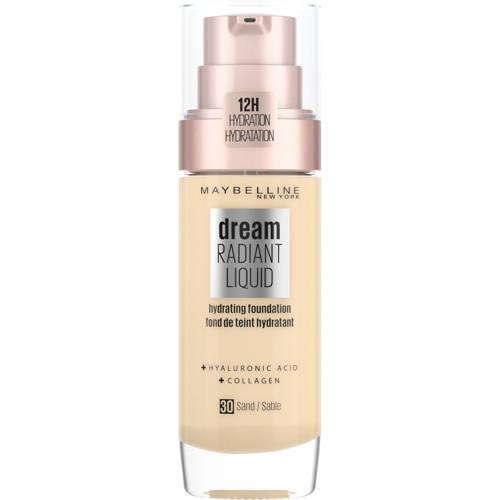 Maybelline Dream Satin Liquid Foundation 30 Sandy Beige Stuk