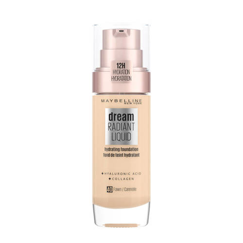 Maybelline Dream Satin Liquid Foundation 40 Pure Beige Stuk