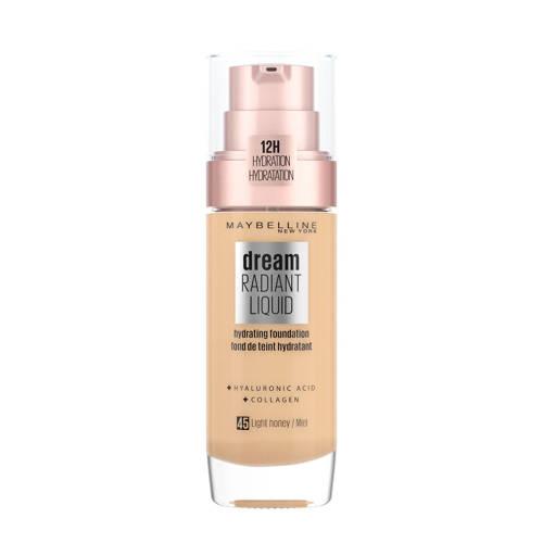 Maybelline Dream Satin Liquid Foundation 45 Honey Beige Stuk