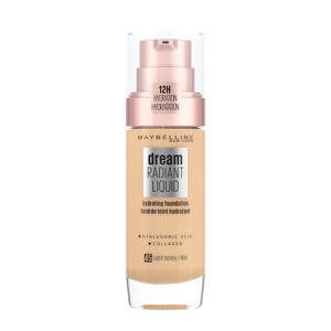 Dream Radiant Liquid Foundation  - 45 Light Honey