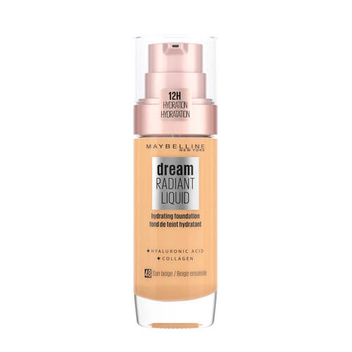Maybelline Dream Satin Liquid Foundation 048 Sun Beige Stuk