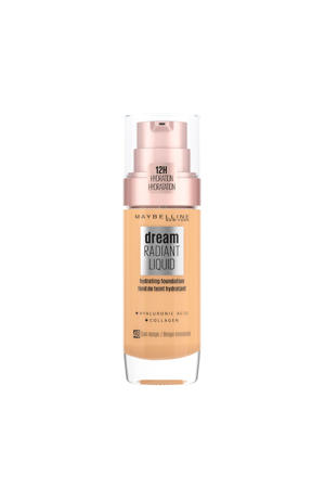 Dream Satin vloeibare foundation -  48 sun beige