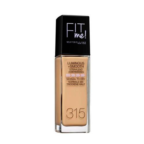 Maybelline Fit Me Foundation 315 Soft Honey 30ml