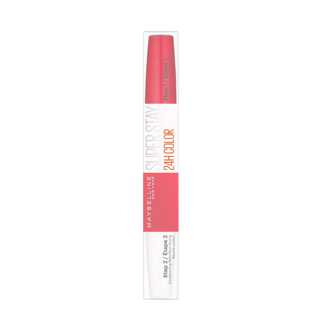 Maybelline New York SuperStay 24HRS lippenstift - 185 Rose Dust