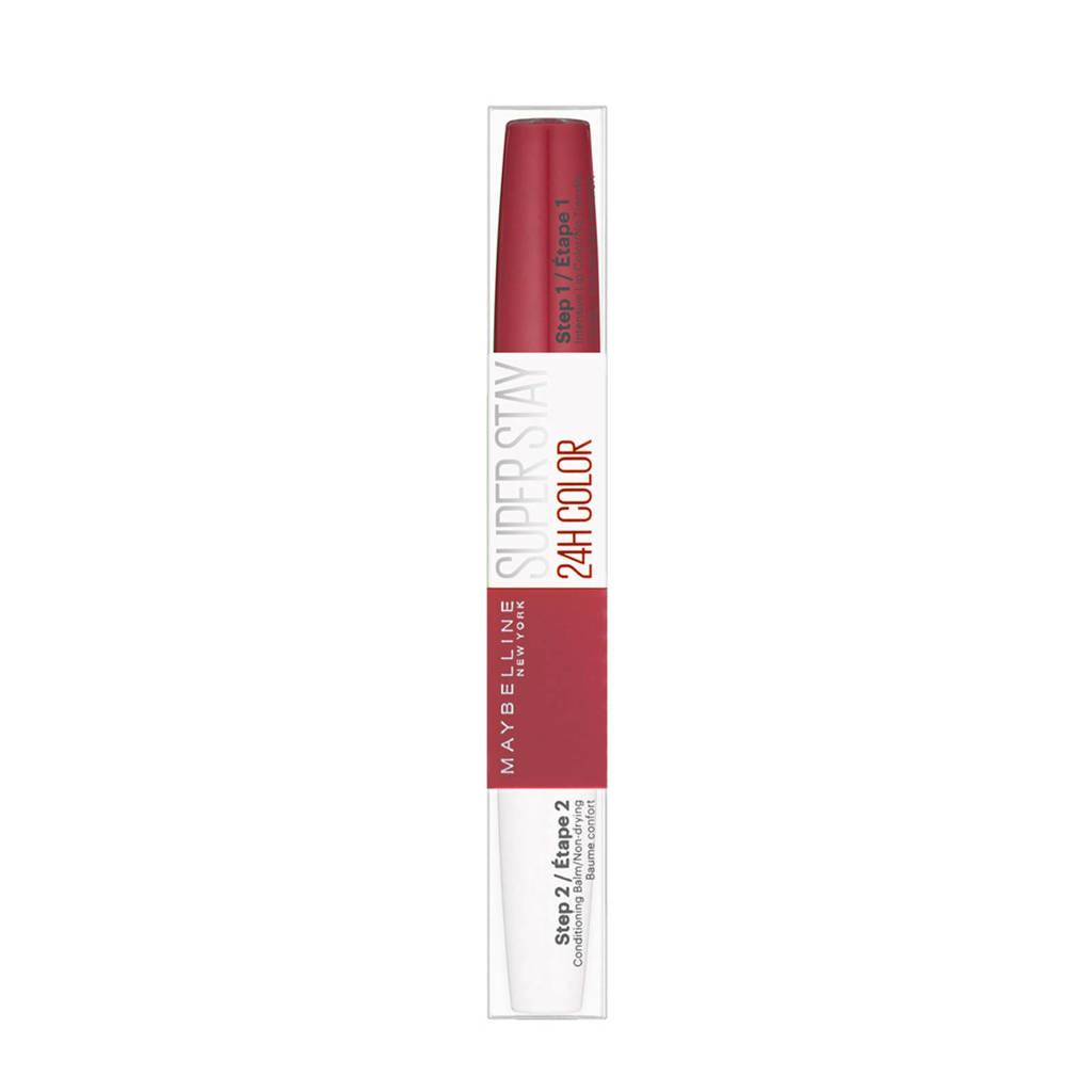 Maybelline New York SuperStay 24HRS lippenstift - 260 Wildberry