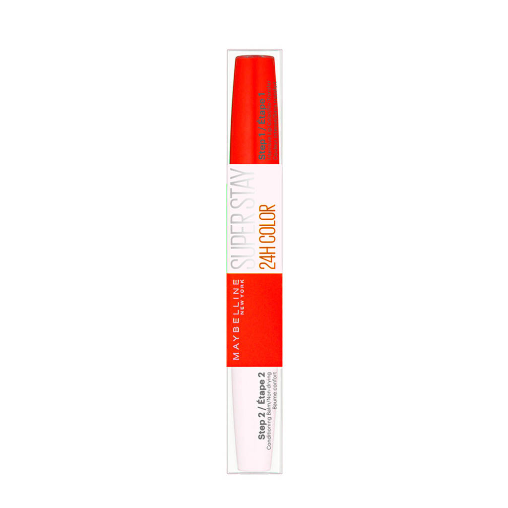 Maybelline New York SuperStay 24HRS lippenstift - 510 Red Passion