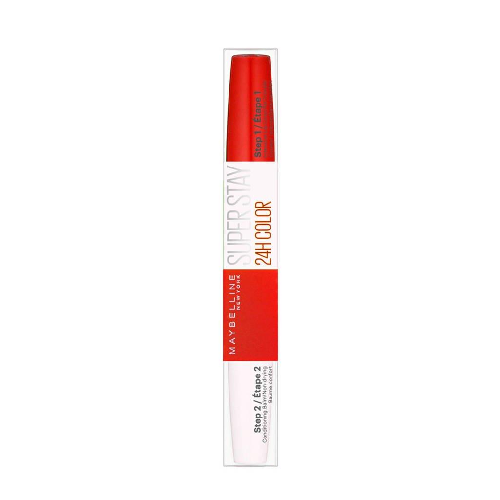 Maybelline New York SuperStay 24HRS lippenstift - 542 Cherry Pie