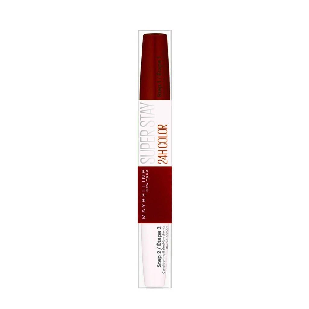Maybelline New York SuperStay 24HRS lippenstift - 585 Burgundy