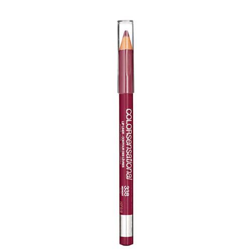 Maybelline Color Sensational Lip Liner 338 Midnight Plum Stuk