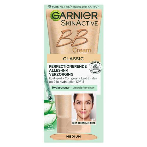 Garnier Skin Naturals BB Cream Miracle Skin Perfector All-In-1 Dagcreme Getinte Huid 50ml