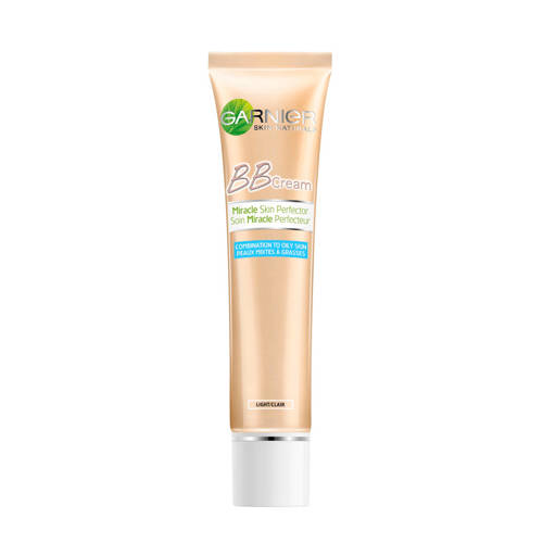 Garnier Skin Naturals BB Cream Miracle Skin Perfector Matterend Lichte Huid 40ml
