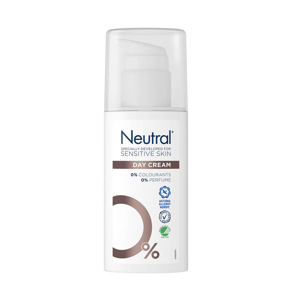 Neutral dagcrème - 50 ml  - parfumvrij