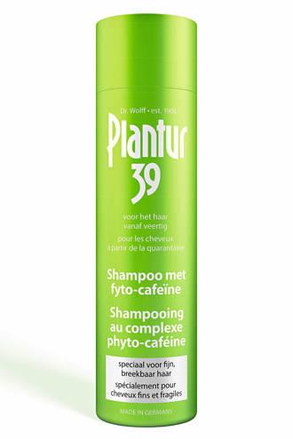 Cafeïne shampoo - fijn en breekbaar haar