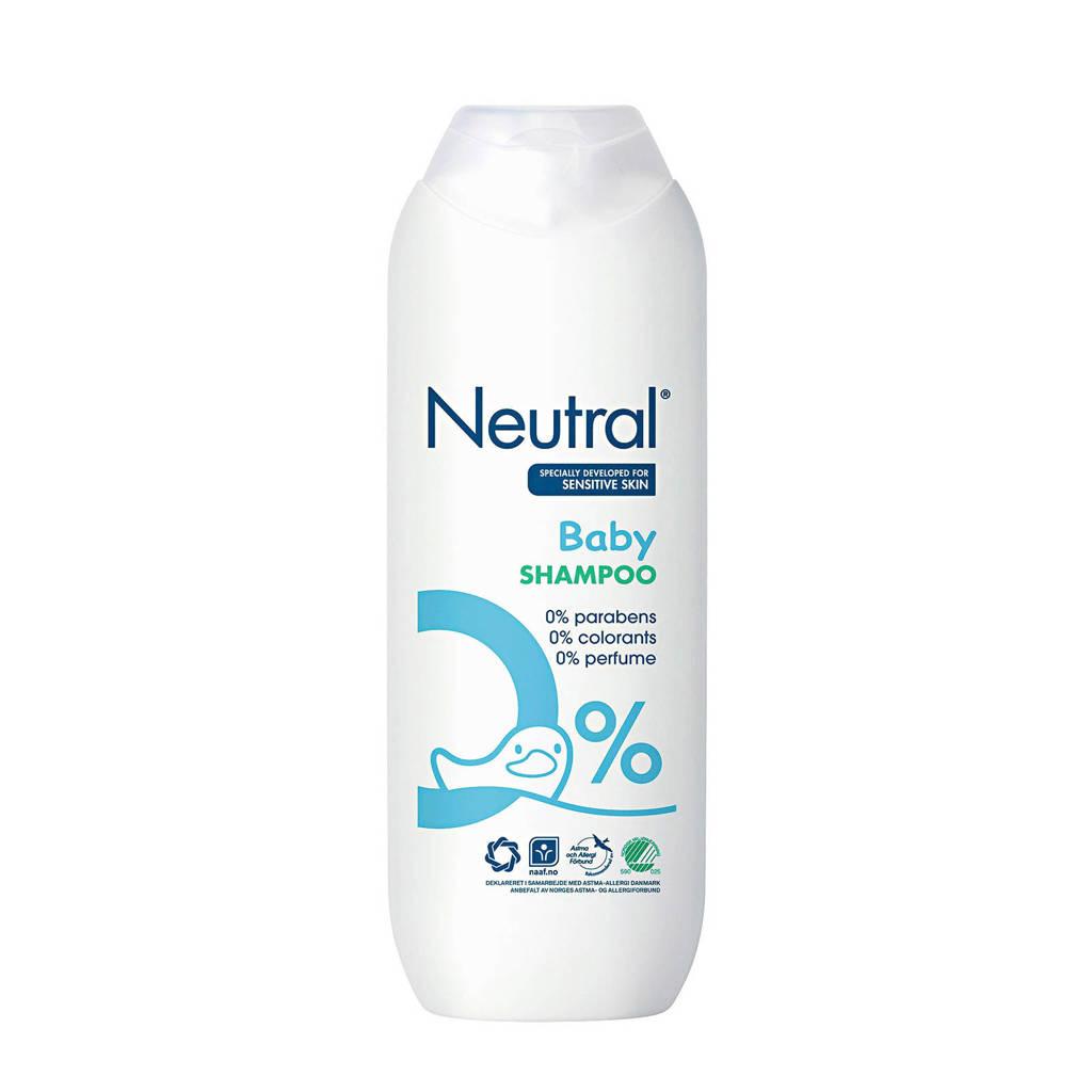 Neutral Baby shampoo - 250 ml - parfumvrij