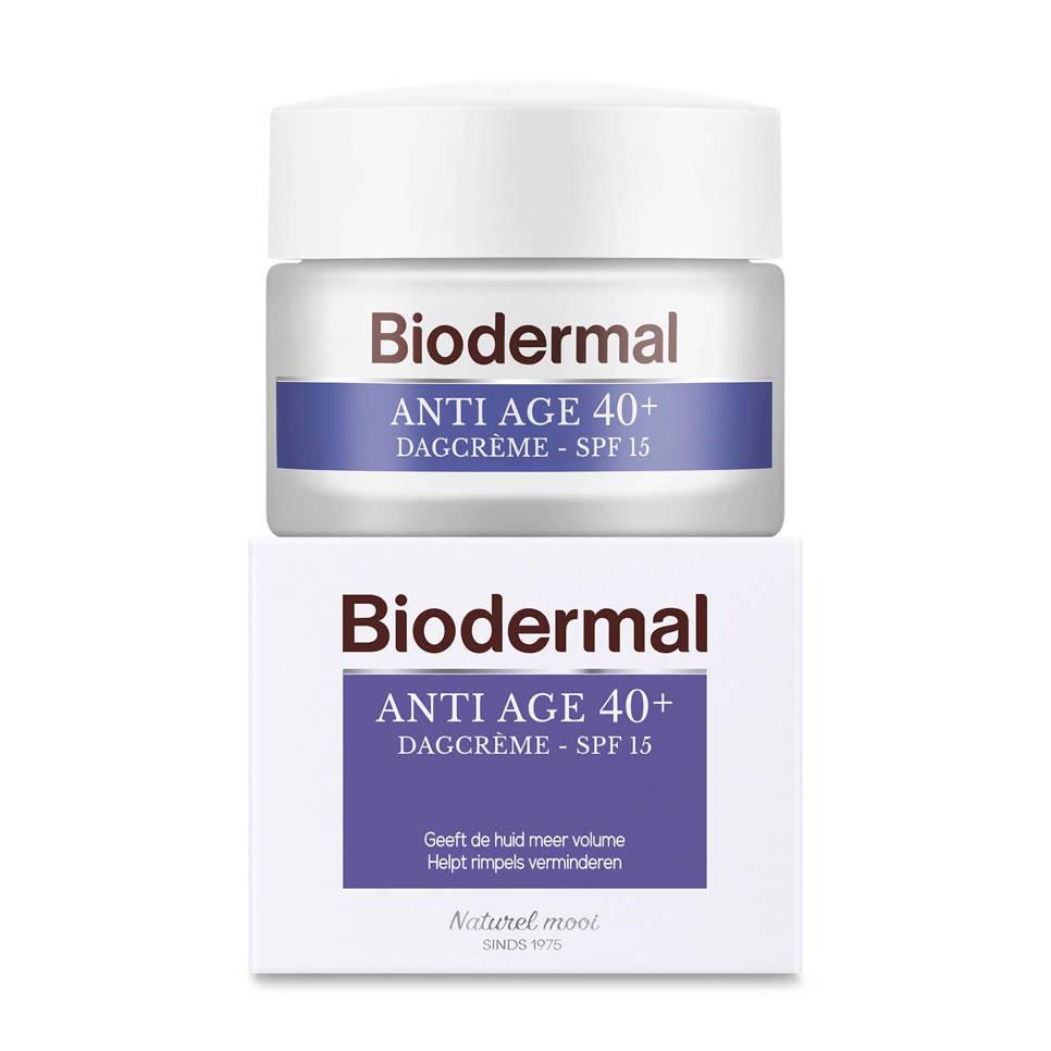dagcreme 40 jaar Biodermal Anti Age 40+ dagcrème   50 ml | wehkamp dagcreme 40 jaar