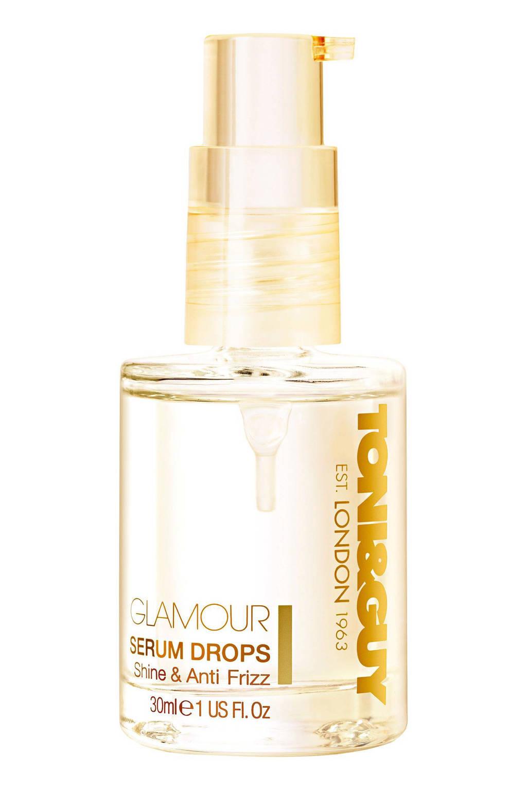 TONI&GUY Shine & Anti-Frizz Glamour - 30 ml - Serum