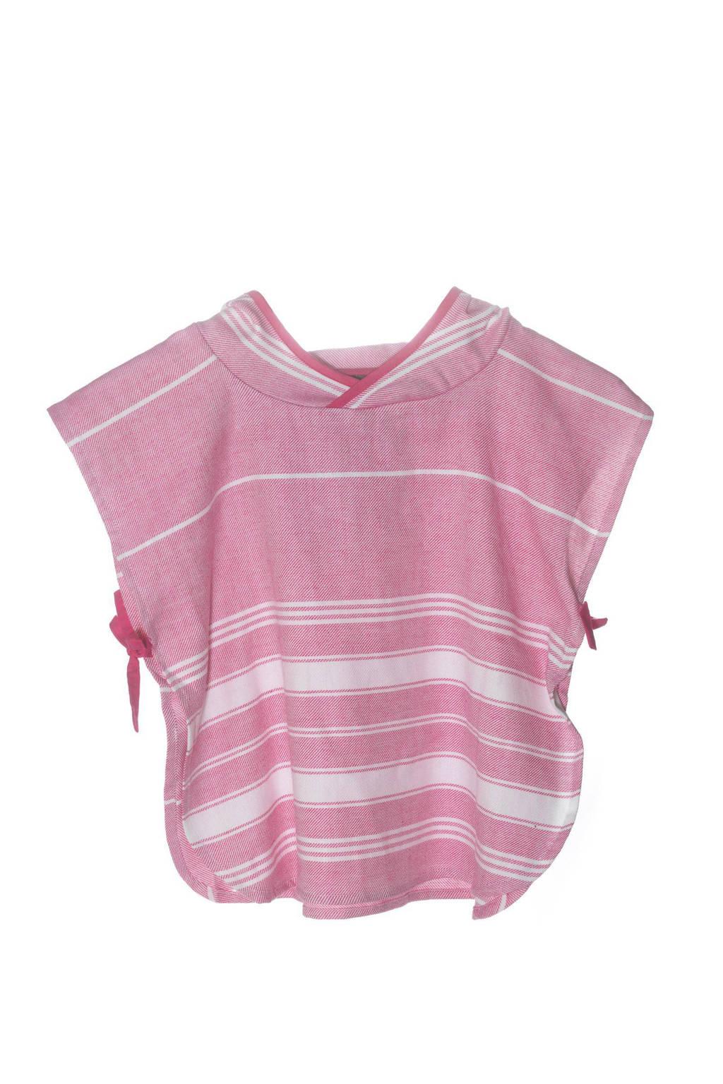 KipKep Blenker poncho 1-3 jaar roze, Roze
