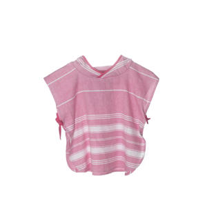 Blenker poncho 1-3 jaar roze