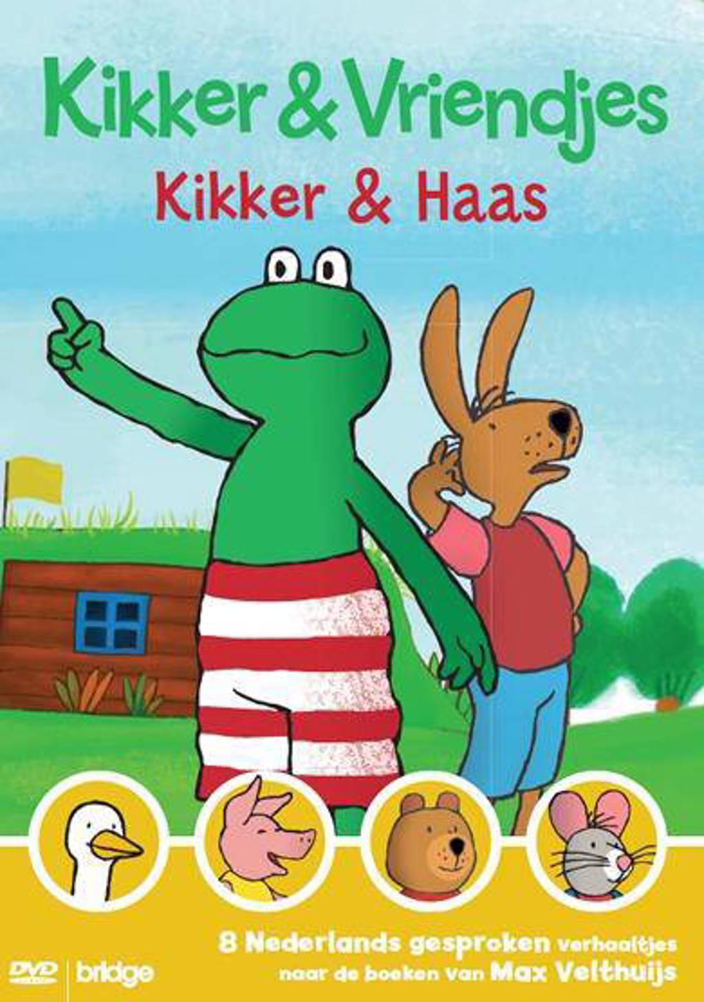 Kikker & vriendjes - Kikker & haas (DVD)