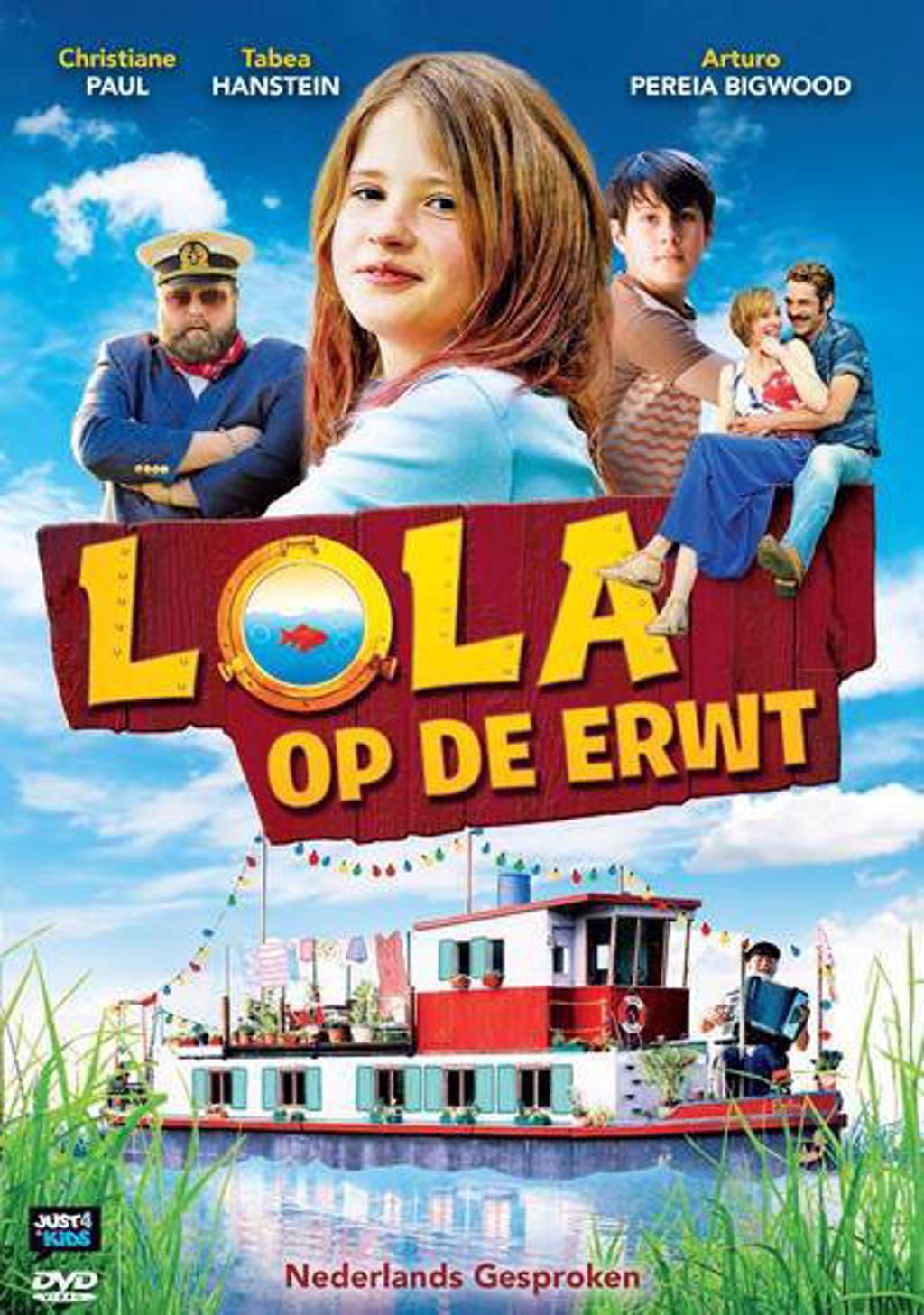 Lola op de erwt (DVD)