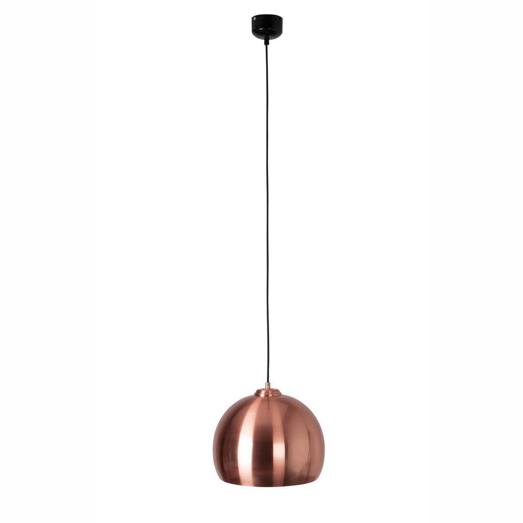 Zuiver Big Glow hanglamp, Koper