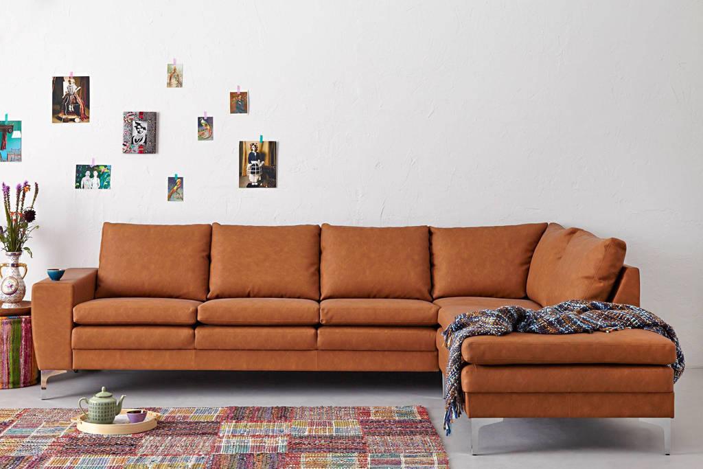 wehkamp.nl Hoekbank rechts Twigo, Cognac