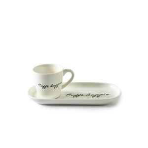 kop en schotel Café Doppio