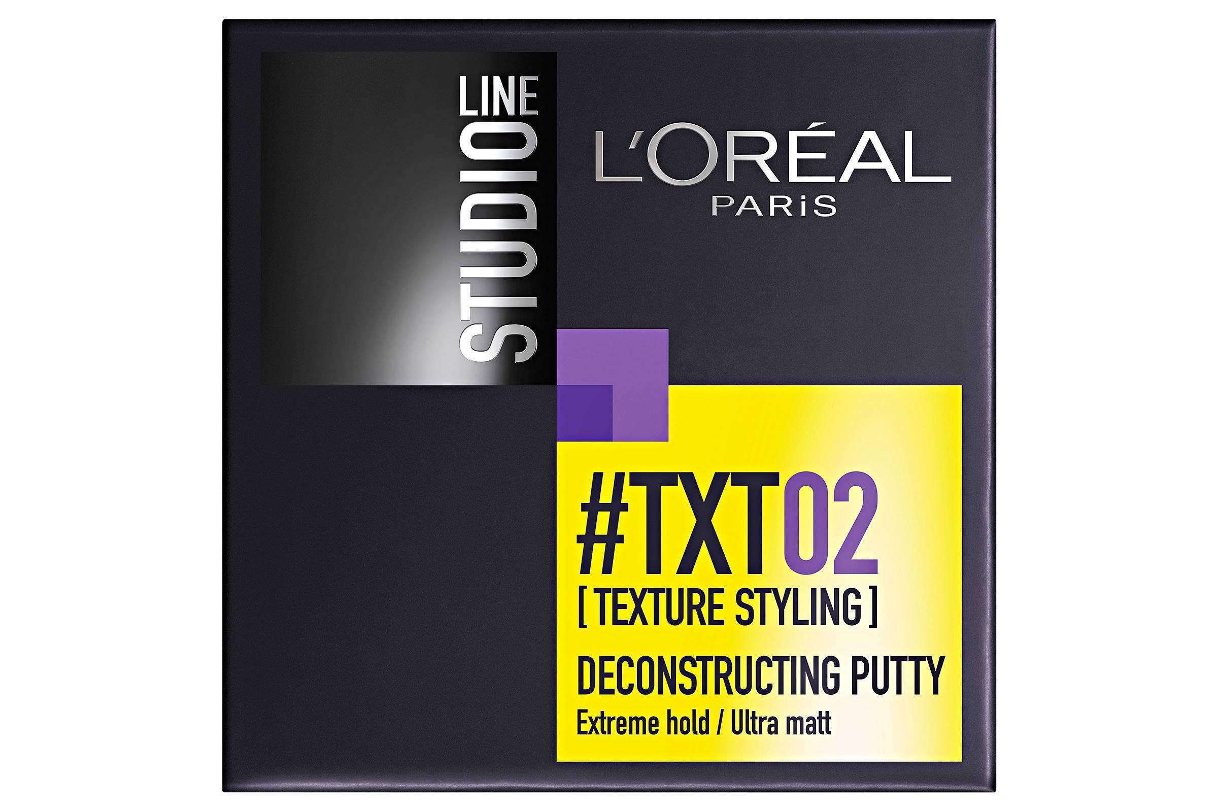 L'Oréal Paris Studio Line TXT02 Deconst Putty - Paste