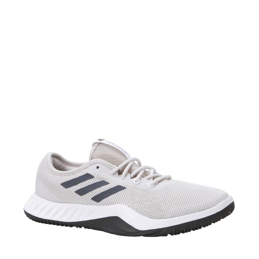 size 40 db83c 2b24f adidas performance Crazy Train LT M fitness schoenen, Witgrijs