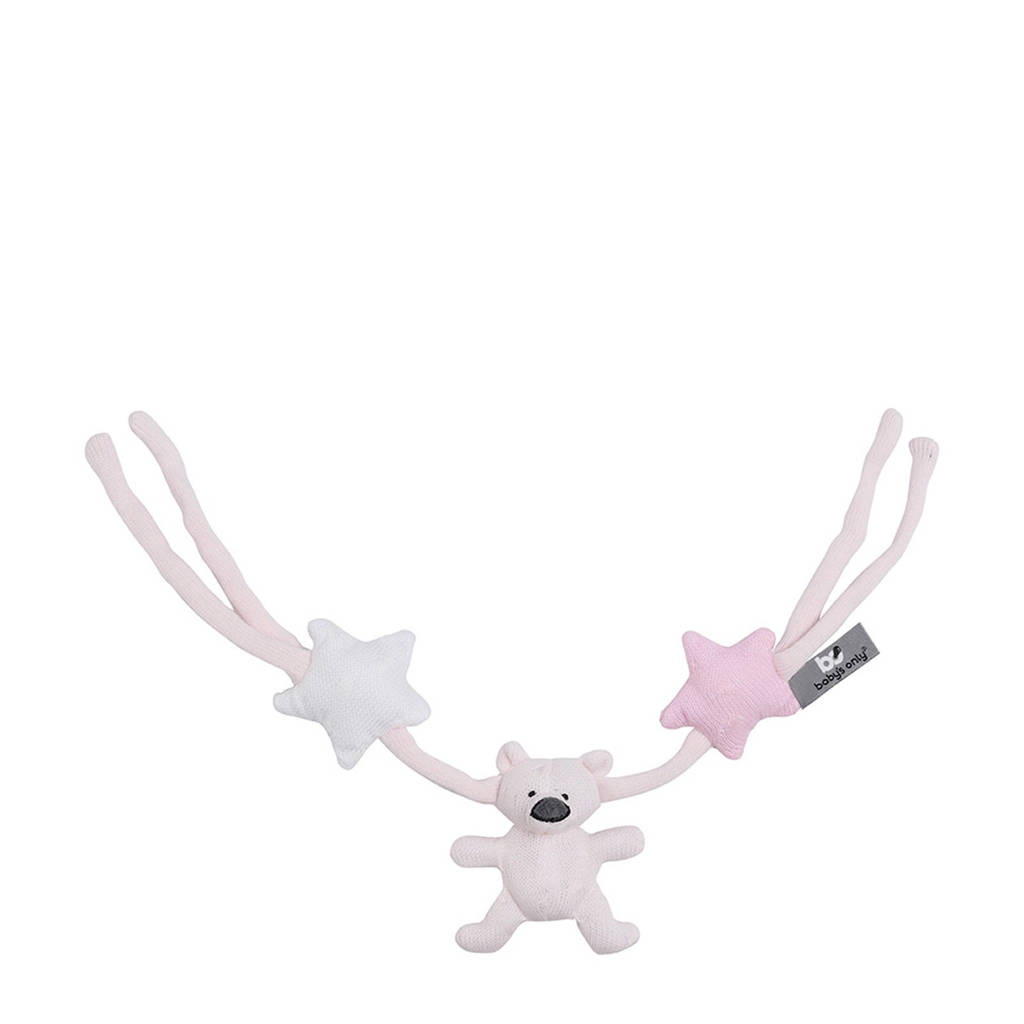 Baby's Only Classic wagenspanner roze, Roze