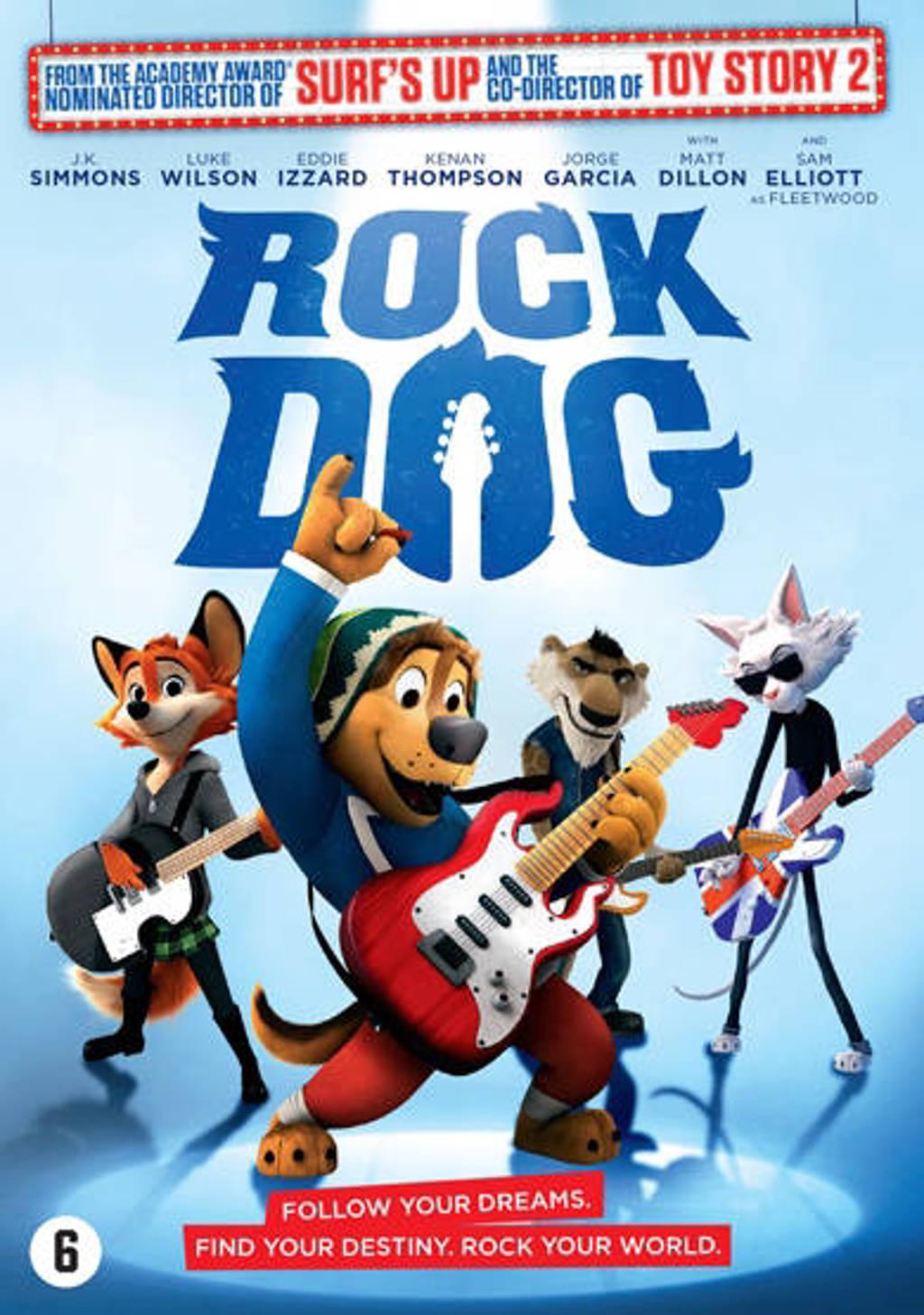 Rock dog (DVD)