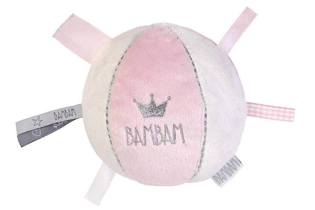 BamBam zachte bal met rammel