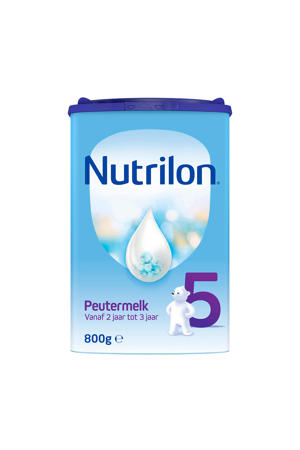 Peutermelk 5 - vanaf 2 jaar - 800 gram - Flesvoeding