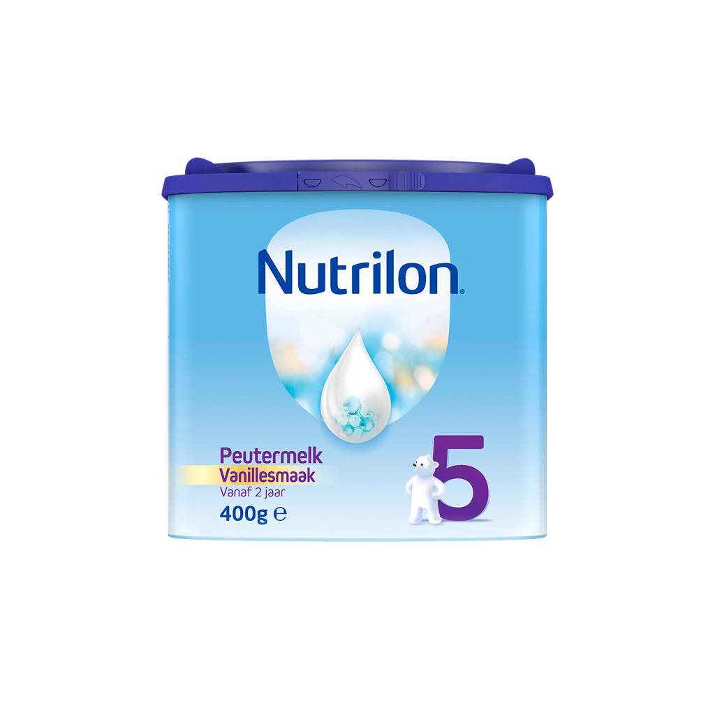 Nutrilon Peutermelk 5 vanille met pronutra