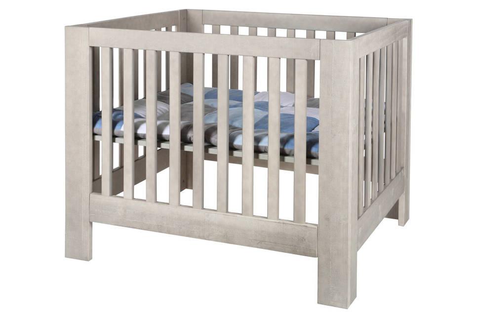Europe Baby Juno baby box lichtgrijs, Lichtgrijs