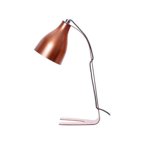 Leitmotiv Barefoot Tafellamp Koper