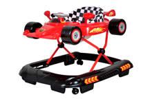Formula 1 loopstoel rood