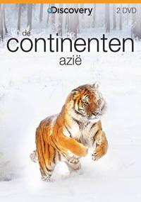 Continenten - Azie (DVD)