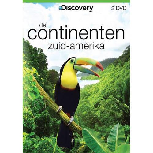 Continenten - Zuid Amerika (DVD) kopen