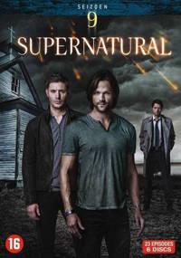 Supernatural - Seizoen 9 (DVD)