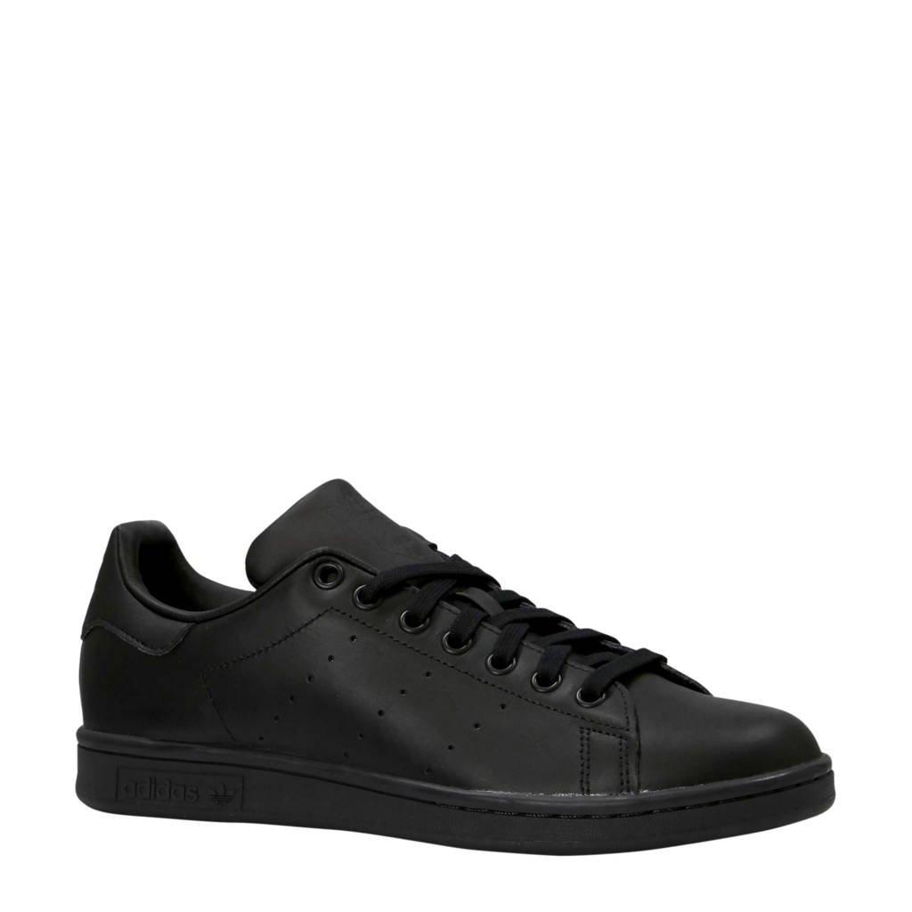 adidas Originals Stan Smith   sneakers zwart, Zwart