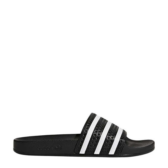 3feea139b47 adidas. originals Adilette badslippers zwart